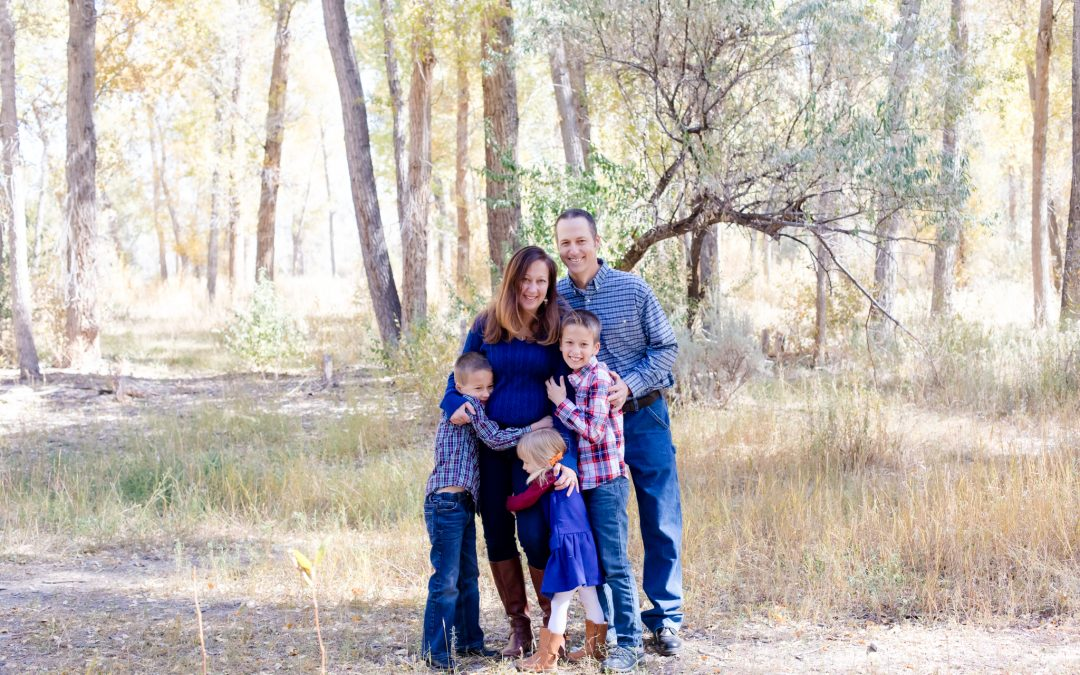 The VanDerwalkers| Candace Miller Photography| Family Photography, Montrose, CO