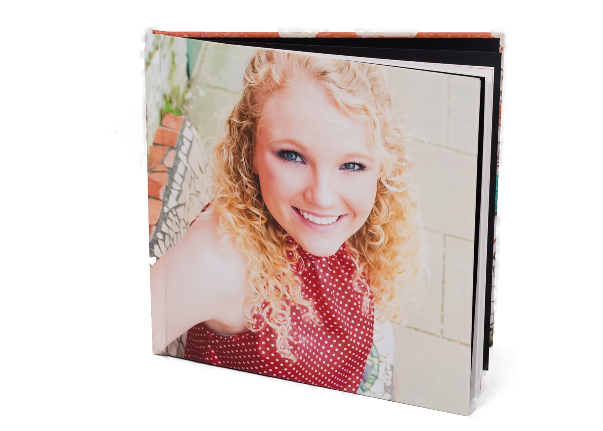 custom printed photo album